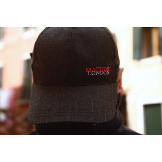 Mathori London - Cap in Black (Limited Edition)