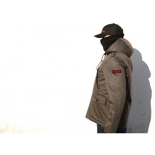 Mathori London - Jacket in Grey