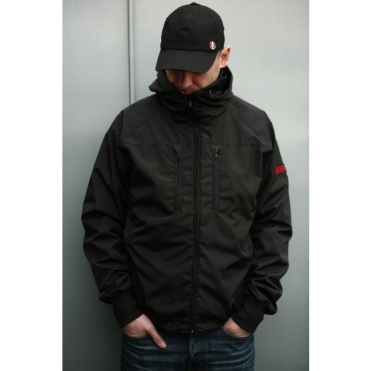 London - Sarpedon Rain & Wind Jacket (Black)
