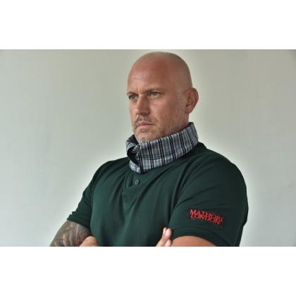 Mathori London - British Green Long Collar Polo