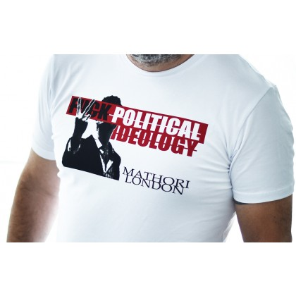 Mathori London - FPI T-Shirt in White
