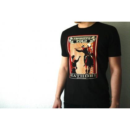 Mathori London - PTSP T-Shirt in Black